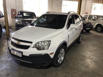 Vehículo - Chevrolet Captiva 2012