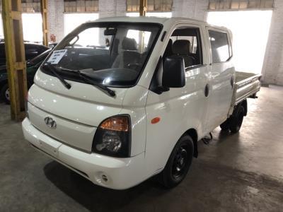 Vehículo - Hyundai H100 2013