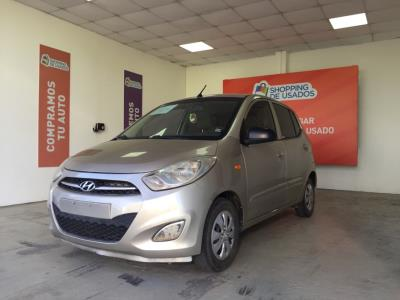 Vehículo - Hyundai i10 2014