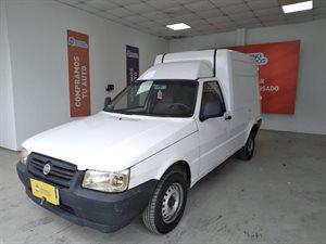 Vehículo - Fiat Fiorino 2014