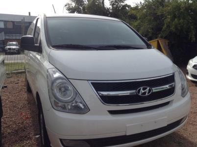 Hyundai H-1 MINIBUS 12 AS NAFTA A/A AB ABS