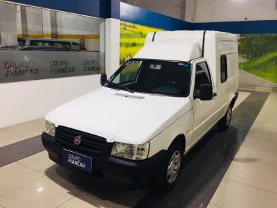 Vehículo - Fiat Fiorino 2011