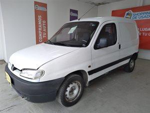 Vehículo - Peugeot Partner 1998