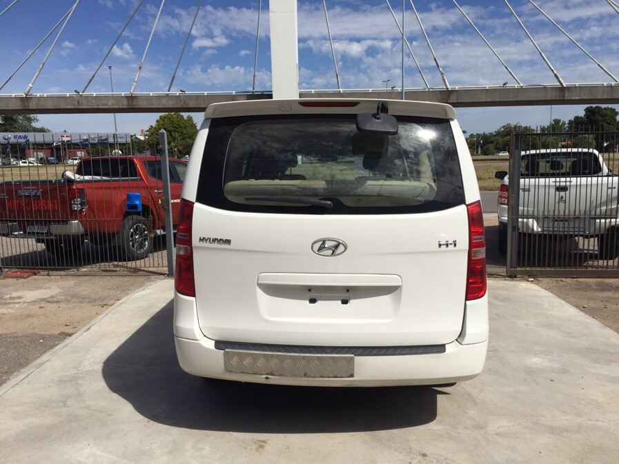 Hyundai H-1 MINIBUS 12AS