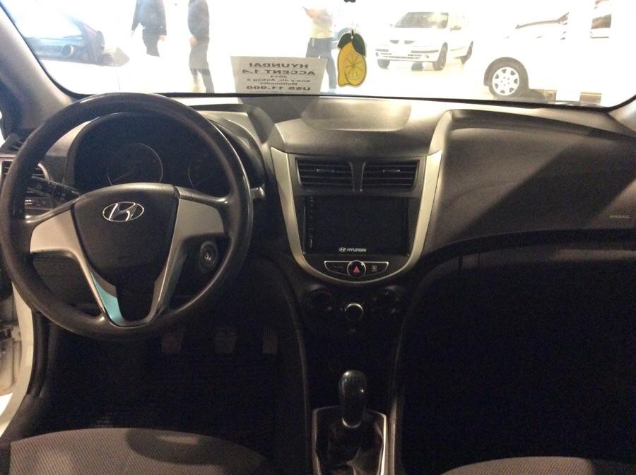 Hyundai Accent 1.4