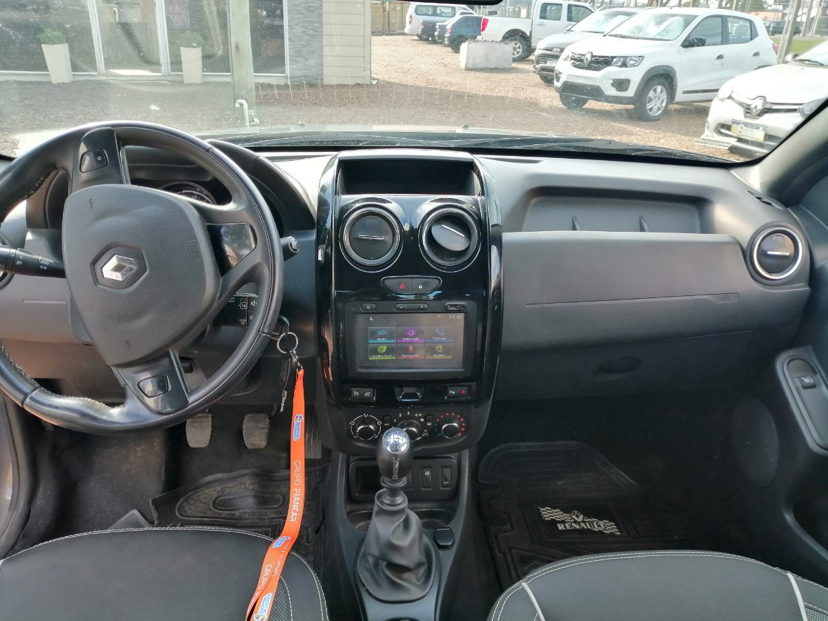 Renault Oroch 2.0 DYNAMIQUE