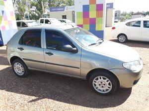 Fiat Palio 4 puertas