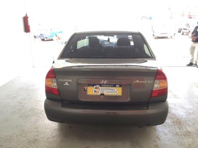 Hyundai Accent GLS 1.3