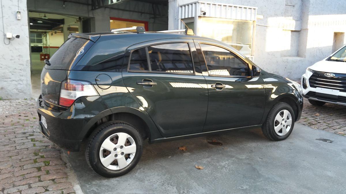 Chevrolet Agile LS