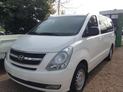 Vehículo - Hyundai H-1 2014
