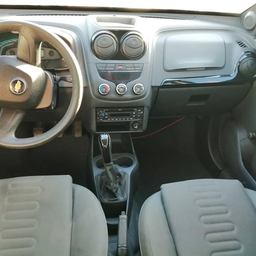 Chevrolet Agile Agile  Ls 1.4