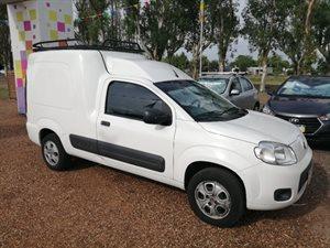 Vehículo - Fiat Fiorino 2018