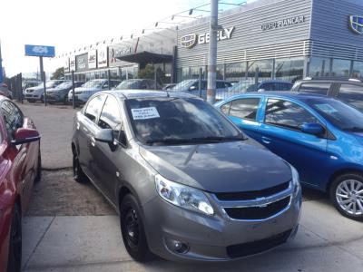 Vehículo - Chevrolet Sail 2014