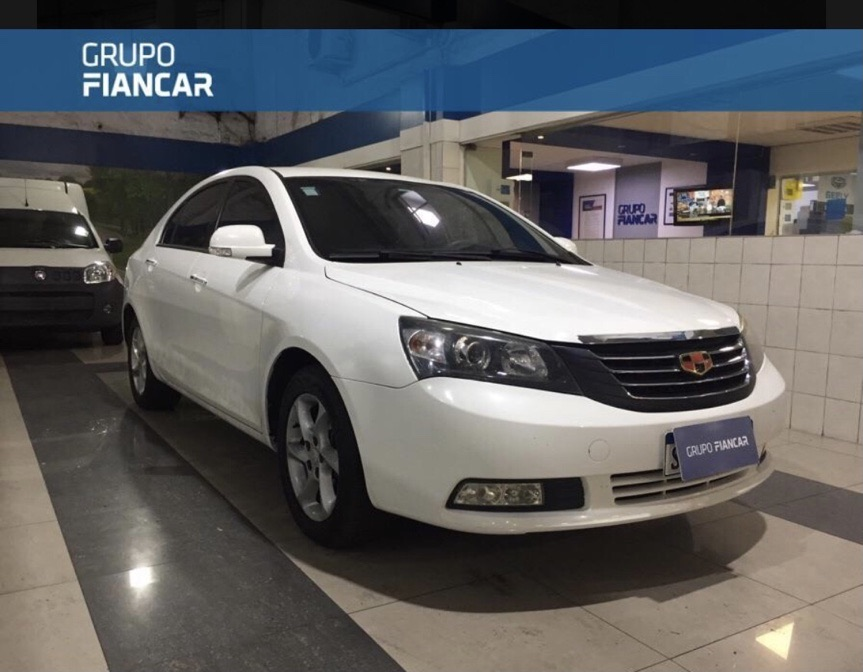 Geely Emgrand 718