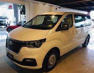 Vehículo - Hyundai H-1 2019