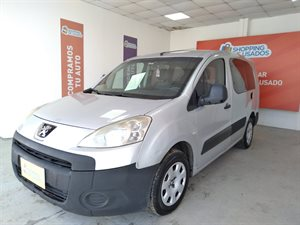 Vehículo - Peugeot Partner 2011
