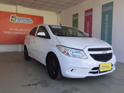 Vehículo - Chevrolet Onix 2018