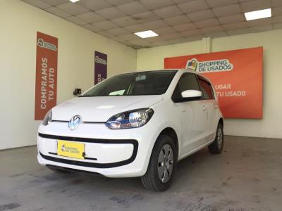 Vehículo - Volkswagen Up 2017