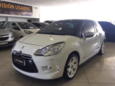 Vehículo - Citroën DS3 2014