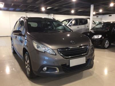Vehículo - Peugeot 2008 2015