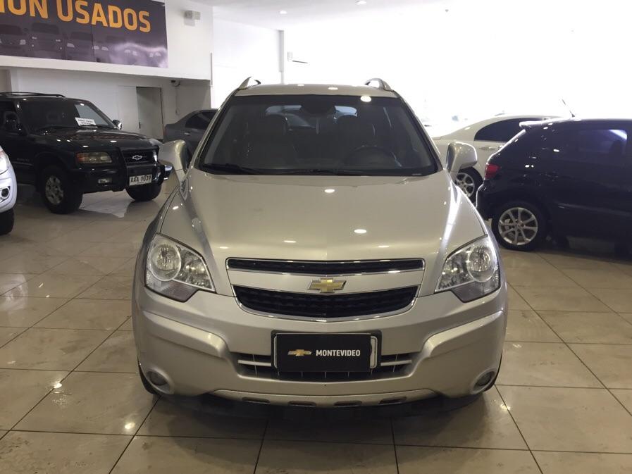 Chevrolet Captiva 4X4 3.6 AUTOMATICA
