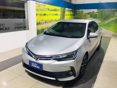 Vehículo - Toyota Corolla 2018