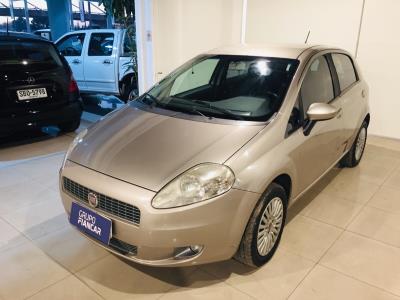 Vehículo - Fiat Punto 2012