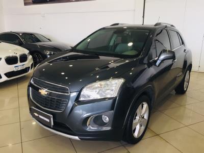 Vehículo - Chevrolet Tracker 2014