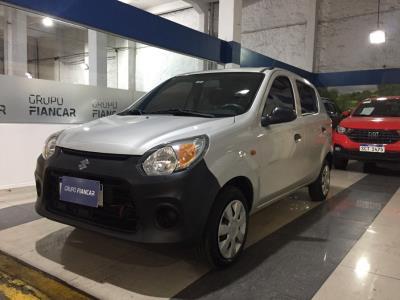 Vehículo - Suzuki Alto 2018