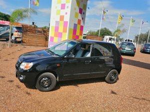 Vehículo - Suzuki Alto 2012