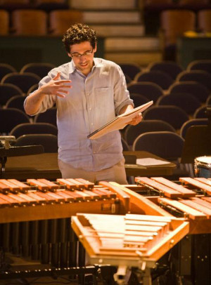 Avner Dorman featured on Leading International Composer Concert