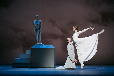 US premiere of Wheeldon and Talbot's 'The Winter's Tale' in DC next week!