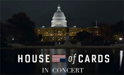 Jeff Beal to Conduct 'House of Cards in Concert'