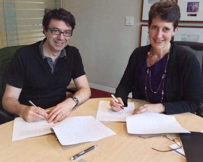 Donnacha Dennehy signs with Music Sales / G. Schirmer