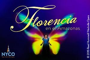 Daniel Catán's 'Florencia en el Amazonas' Comes to New York