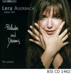 Introducing Lera Auerbach