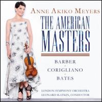 CD Release: Anne Akiko Meyers premieres Corigliano