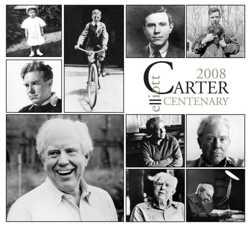 Carter: Centenary Celebration