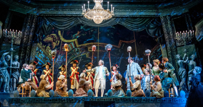 The Ghosts of Versailles at Los Angeles Opera – 'truly enthralling'