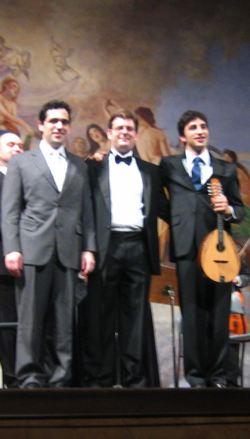 Dorman: Mandolin Concerto