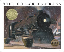 Holiday Program Planning? Use Magical Illustrations from 'The Polar Express'