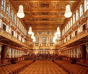Musikverein Debut for Dorman