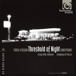 O'Regan: 'Threshold of Night' Released