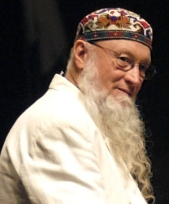Terry Riley signs with G. Schirmer/AMP