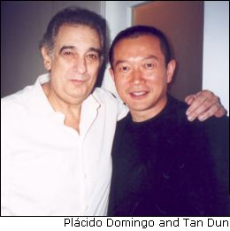 Tan Dun: To Challenge and Be Challenged