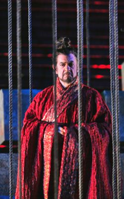 Tan Dun: 'The First Emperor'