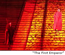 """Tan Dun: """"The First Emperor"""" Goes HD"""
