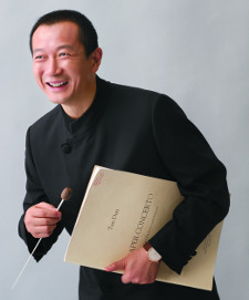 Tan Dun Brings Chant and Chat Together