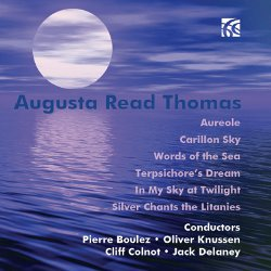 Augusta Read Thomas: CD-Series Launched on Nimbus Alliance