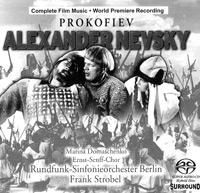 "Prokofiev: ""Alexander Nevsky"" Reconstructed"